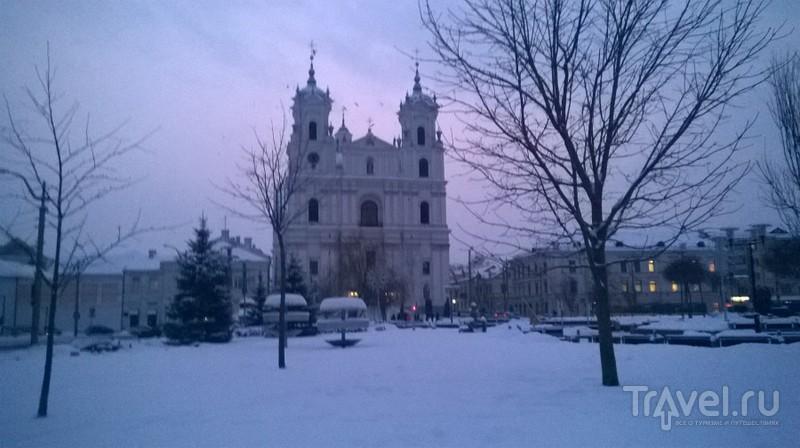 Поездка в Беларусь. Гродно / Белоруссия