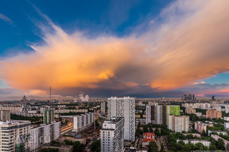 Москва. История одного заката / Россия