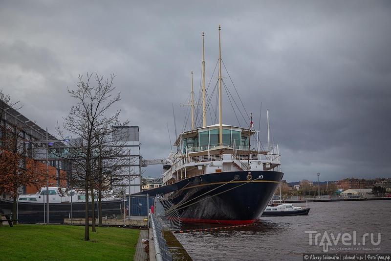 Королевская яхта Британия