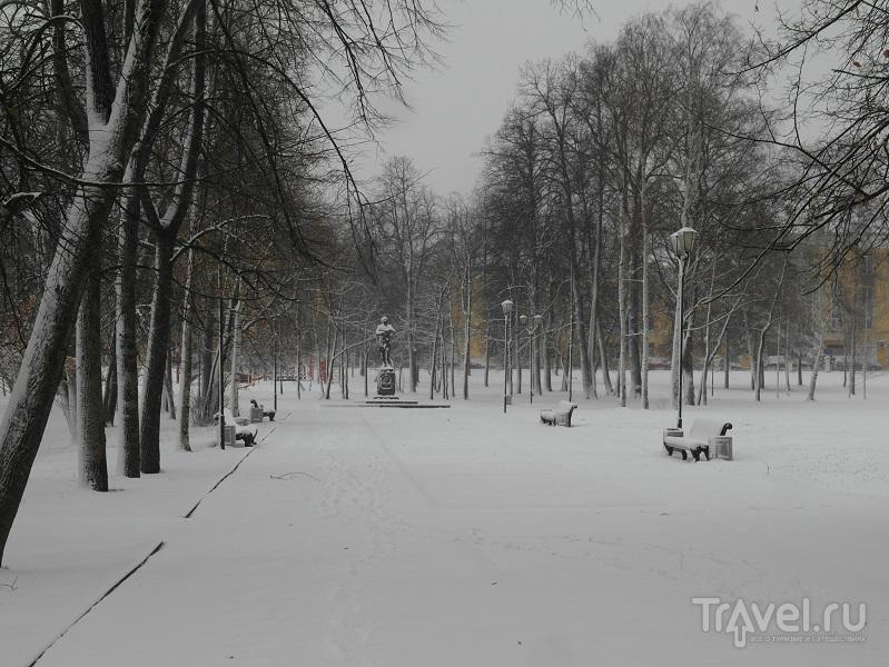 Продолжаем прогулку по Петрозаводску / Россия