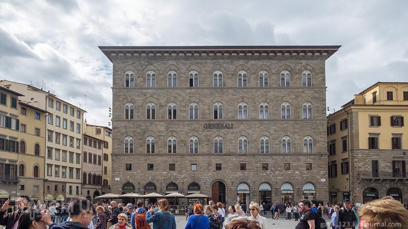 Ещё раз о Флоренции / Италия