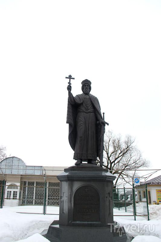 Владимир. Достопримечательности в центре / Россия