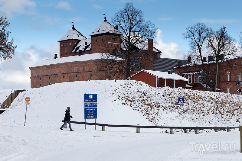 Хямеэнлинна: музеи и город / Фото из Финляндии