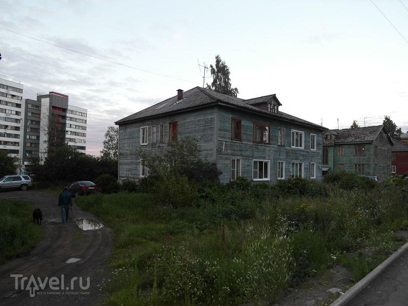 Петрозаводск, по периферии: соседство лучшего с худшим / Россия