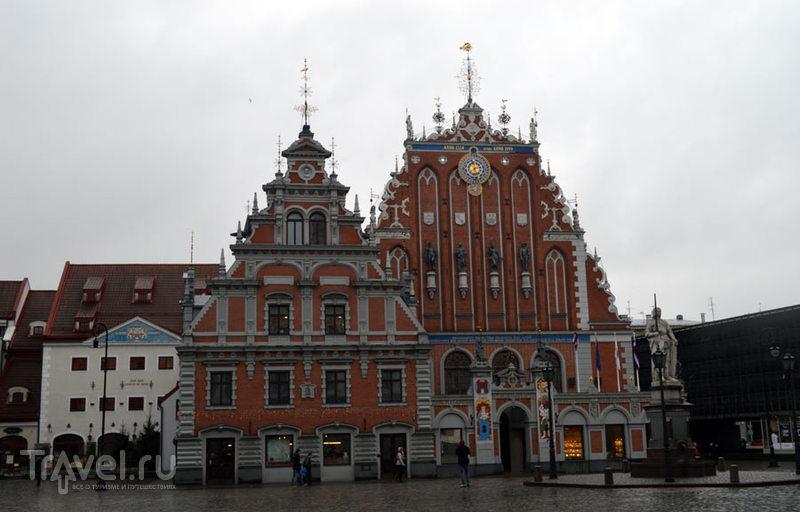 Экскурсия по Риге / Латвия
