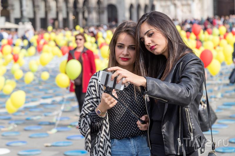 """Туристическая """"попса"""" Милана / Фото из Италии"""