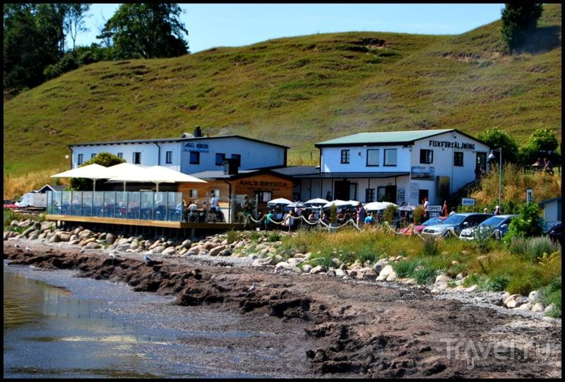 Рыбный ресторан Fiskrökeriet
