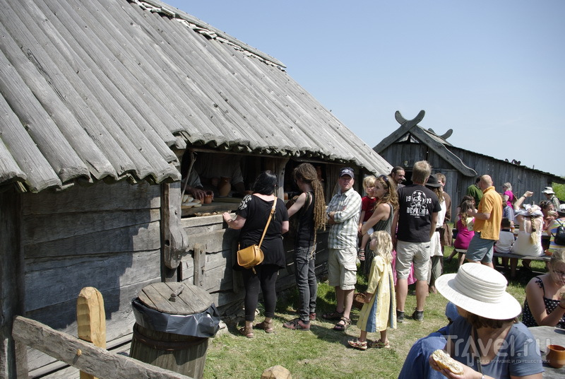 Foteviken Viking village