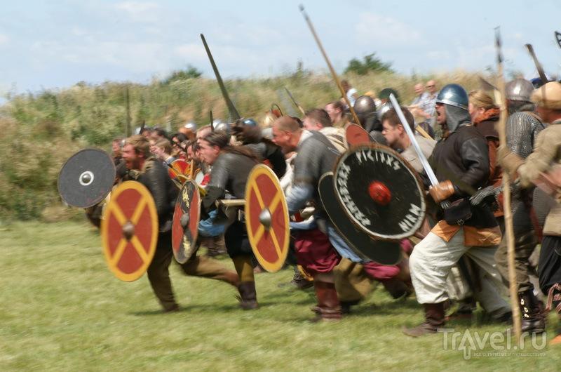 Реконструкция битвы 1134 года