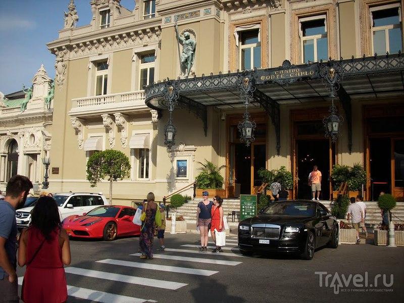 Бюджетное путешествие в Монако? Легко! / Италия