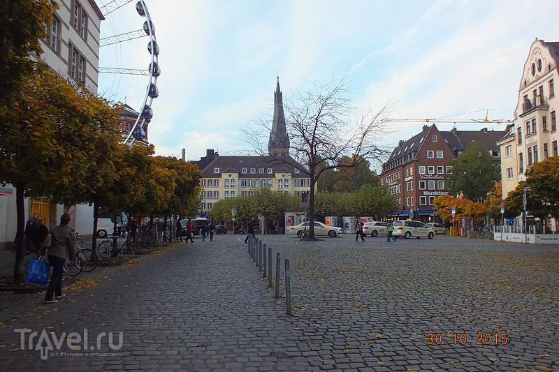 Дюссельдорф за 3 часа / Германия