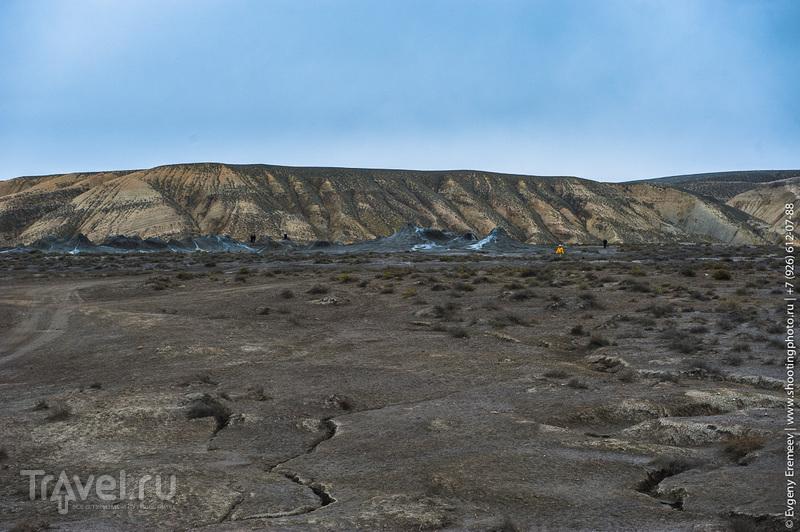 Гобустанские вулканы / Фото из Азербайджана