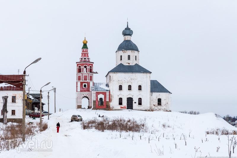 Масленица в Суздале / Фото из России