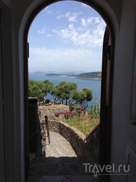Isola D'ischia или немного о лимонном острове Тирренского моря / Италия