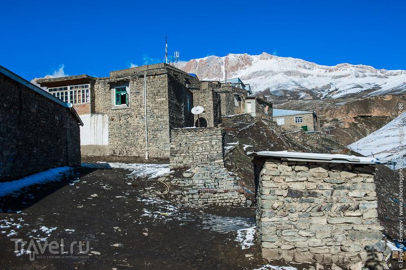 Хыналык - мировая столица чая / Фото из Азербайджана