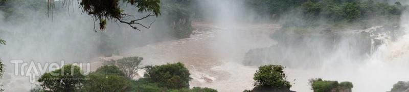 Водопады Игуасу. Взгляд с Аргентинской стороны / Аргентина