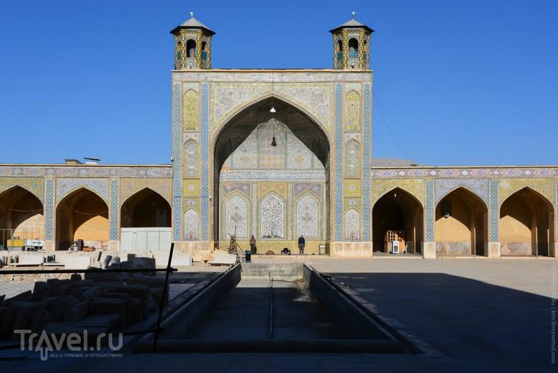 Зачем ехать в Шираз? / Фото из Ирана