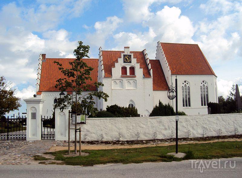 Лютеранская церковь Св. Олофа, XII в
