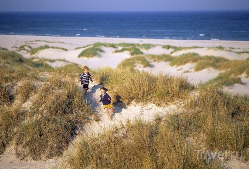 Песчаные пляжи Истада