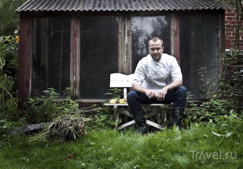 Шеф-повар Даниель Берлин