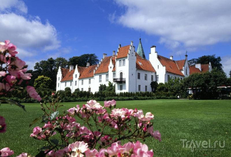 Замок Бушёклостер и парк