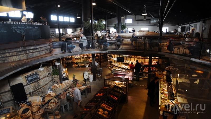 Удивительный рынок Хеганэс