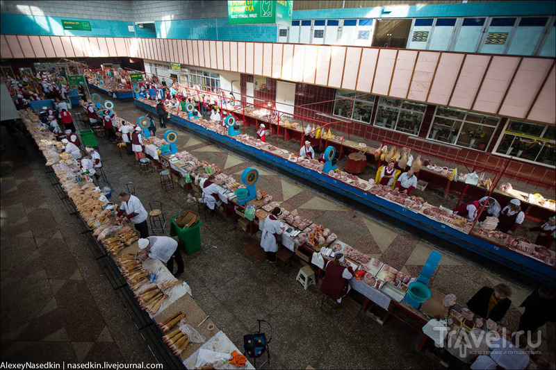 Самое притягательное место в Алма-Ате / Фото из Казахстана