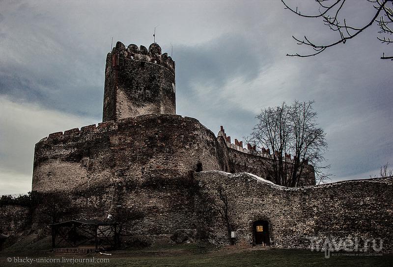 Замок Болков (Bolków Castle) / Польша