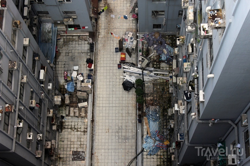 Гонконг. Жизнь в Chungking mansions / Гонконг - Сянган (КНР)