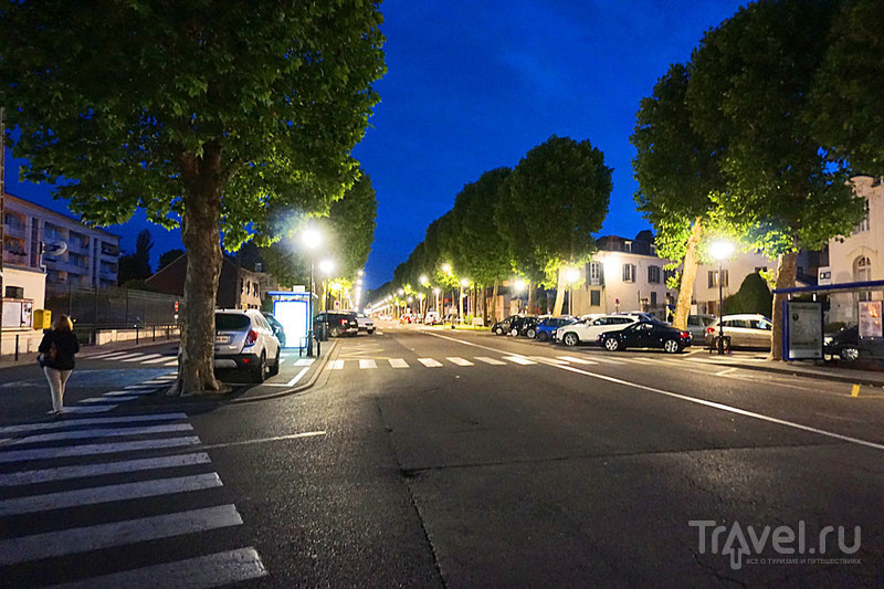 Вечерний Онфлер / Фото из Франции