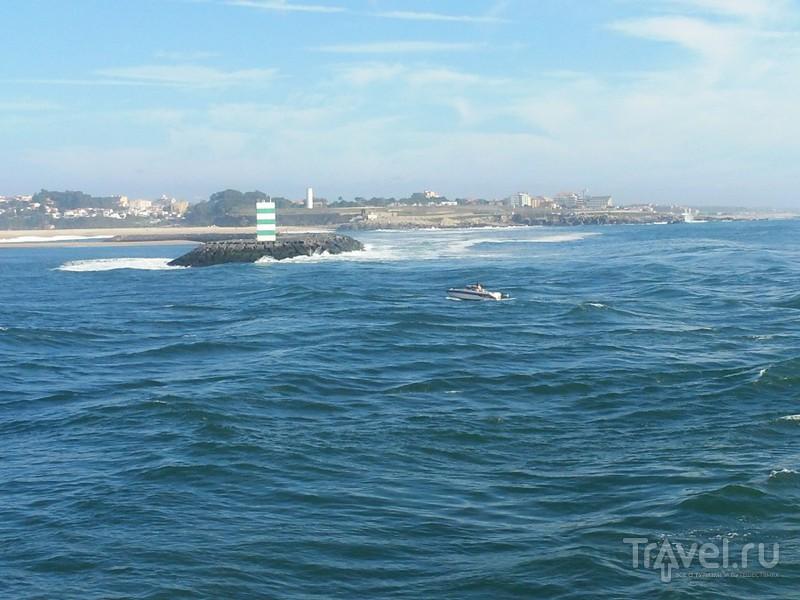 Порту: прогулка к океану / Фото из Португалии