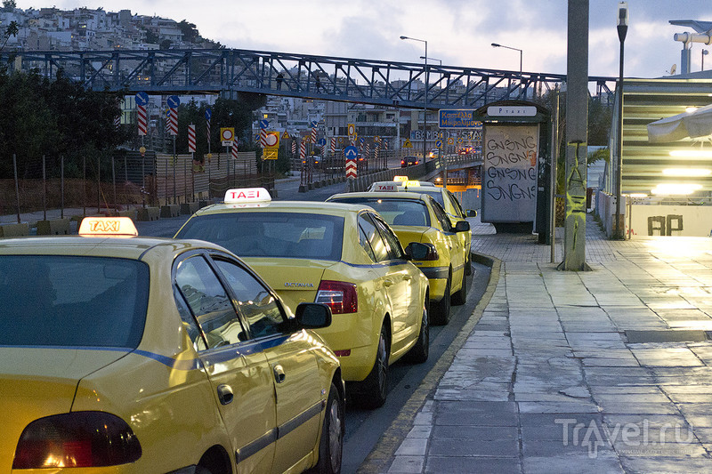 Короткая поездка в столицу Греции - Афины / Фото из Греции