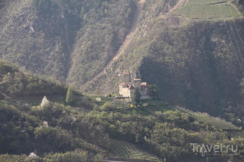 Южный Тироль. Доломиты, замки, земляные пирамиды и другое / Фото из Италии