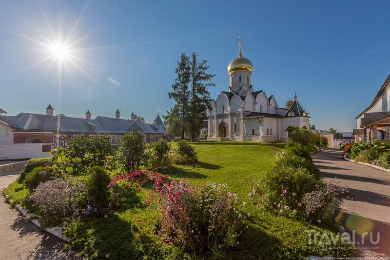 Московская область. Саввино-Сторожевский монастырь / Россия