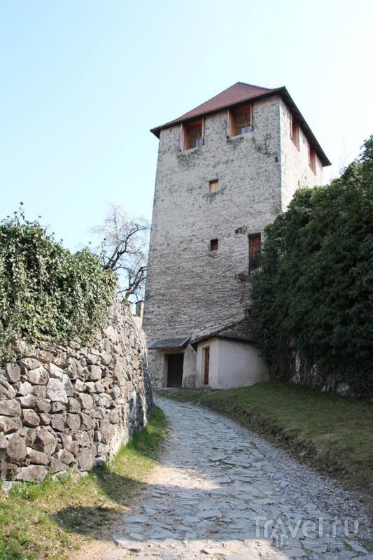 Южный Тироль. Монастырь Сэбен / Фото из Италии