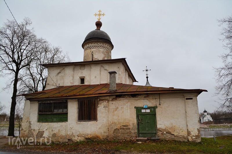 Прогулка по псковским паркам / Россия