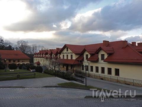 Праздники в Кракове. Центр города и Kalwaria Zebrzydowska / Польша