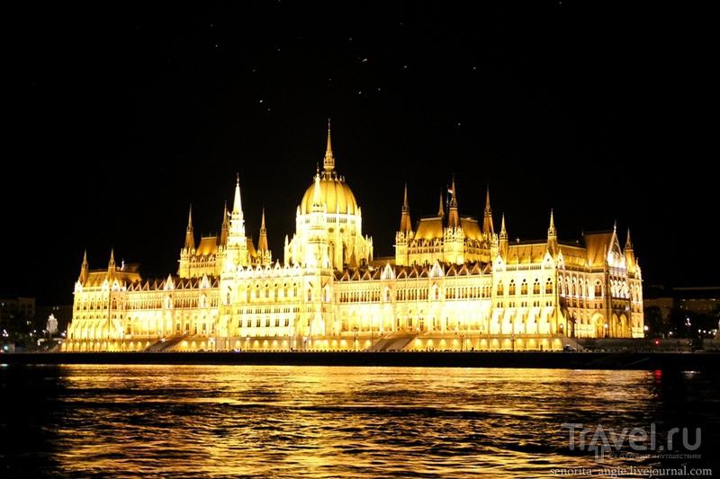 Ночной Будапешт / Венгрия