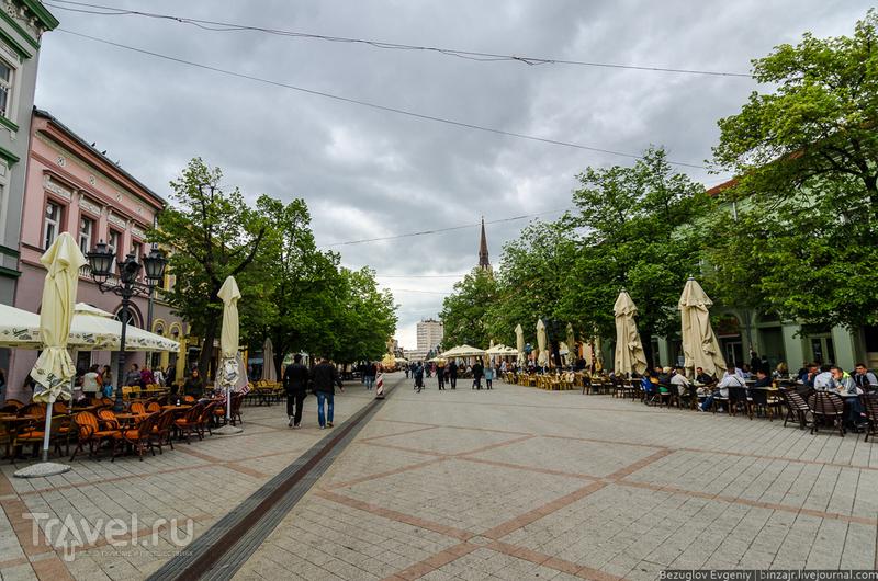 Нови Сад / Фото из Сербии