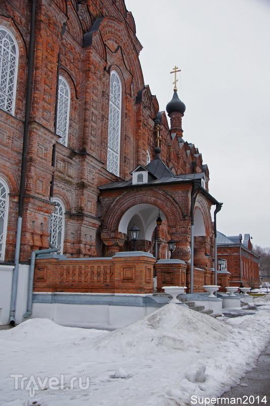 Шамордино / Россия