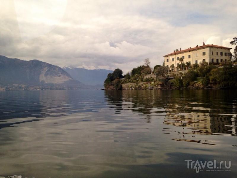 Озера Италии: Маджоре / Италия
