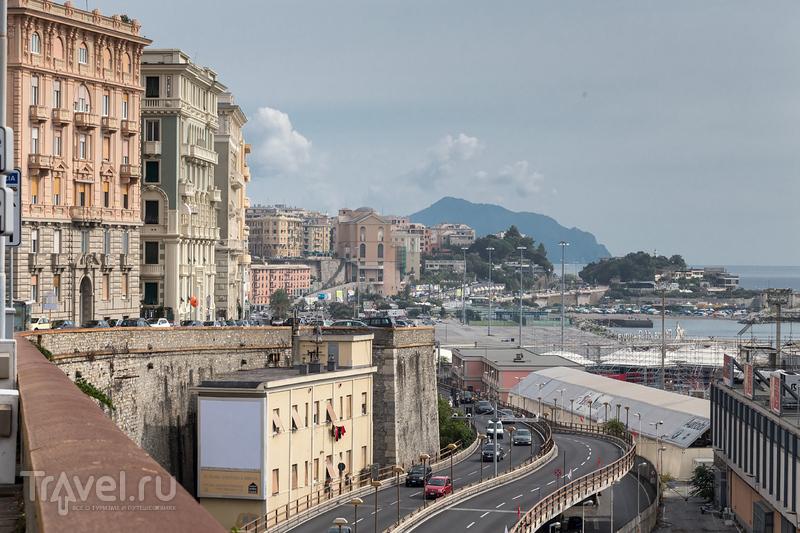 Генуя. Обзор города / Италия
