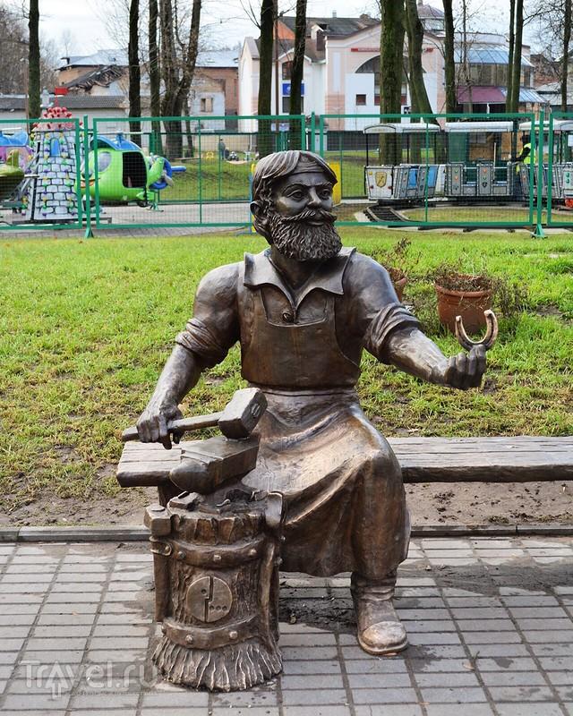 Псков. По центральной части города / Россия