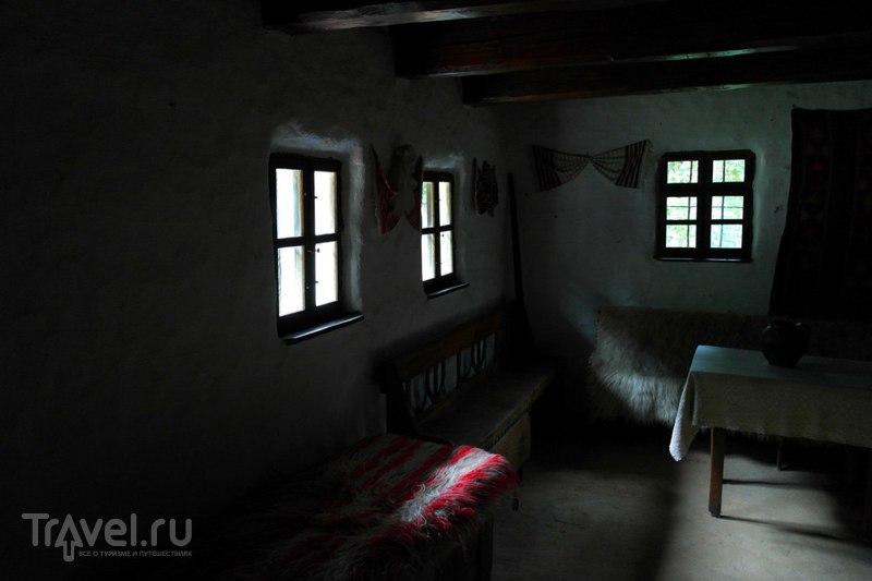 Как выглядели деревни в Румынии. Бран - музей под открытым небом / Румыния