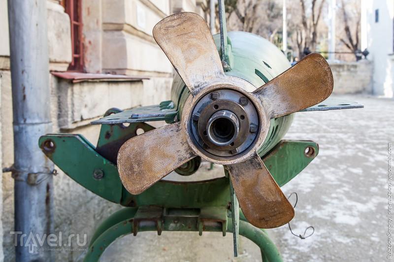 Музей Черноморского флота / Фото из России