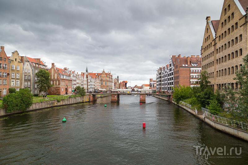 Гданьск. Старый город / Польша