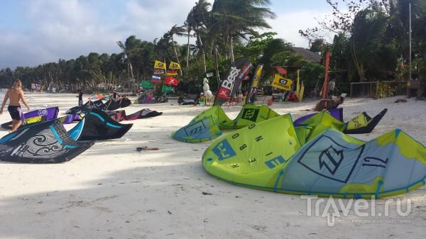 Пляжи острова Боракай / Филиппины