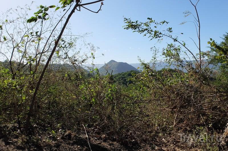 Филиппинский действующий вулкан Тааль / Фото с Филиппин