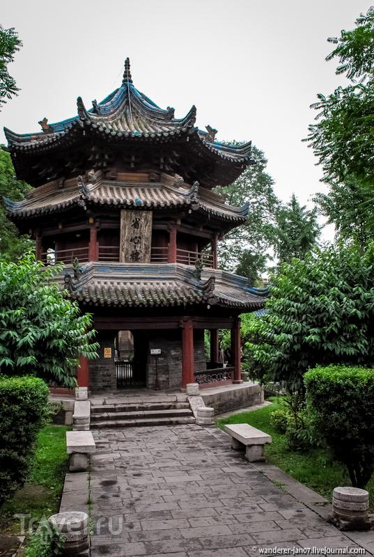 Сиань. Центр города и мусульманский квартал / Фото из Китая