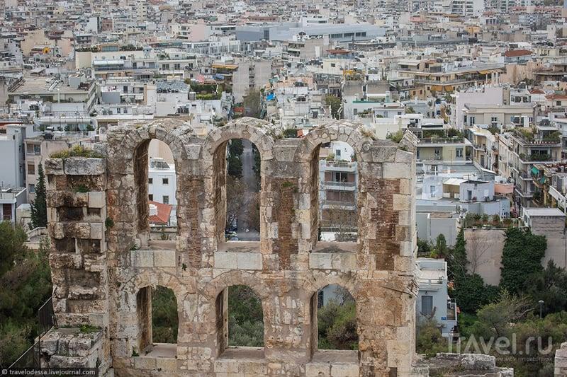 Афины 360°. Город как на ладони / Фото из Греции